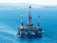 קידוח תמר נפט  צלם: יחצ